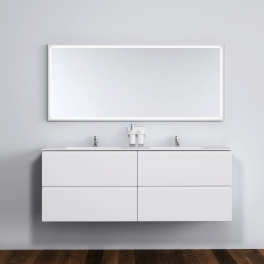 Malmö 160 cabinet with double basin image