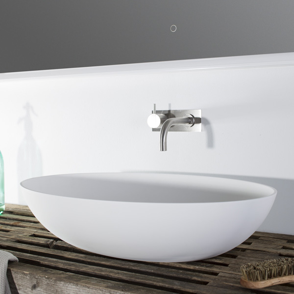 Norsjö oval wash basin image