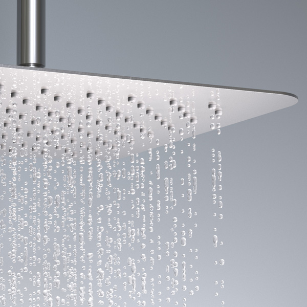 Shower arm ceiling image
