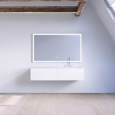 SQ2 120 cabinet with right basin  image
